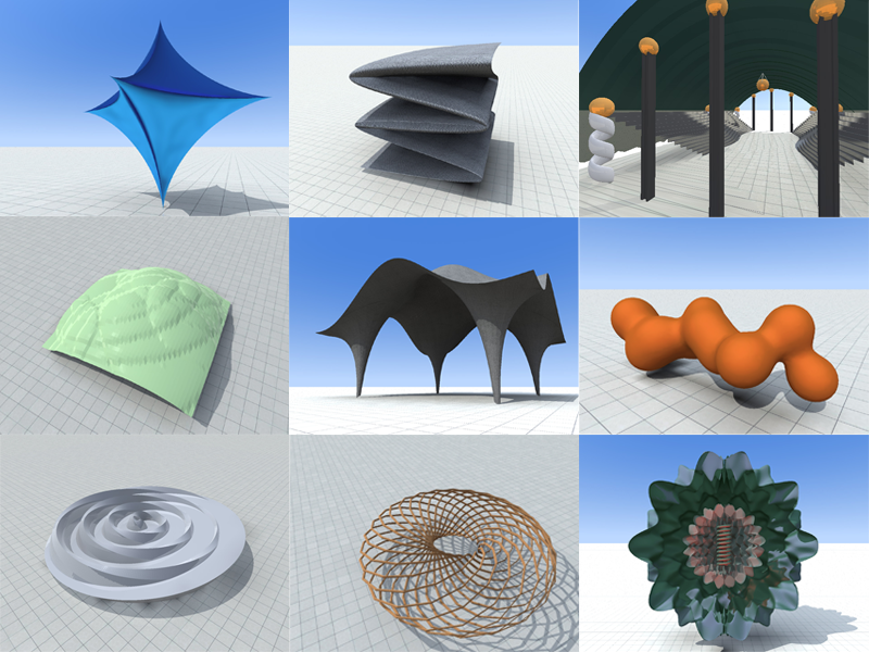 2013 GDL Mesh Contest