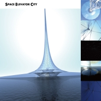 Space Elevator City fig.1